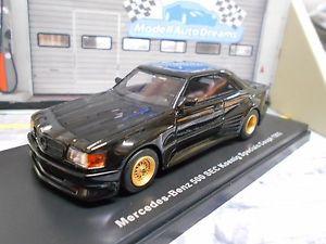 【送料無料】模型車 モデルカー スポーツカー メルセデスベンツスペシャルネオハイエンドmercedes benz c126 500 sec koenig specials schwarz 1985 neo resine highend 143