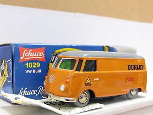 【送料無料】模型車 モデルカー スポーツカー レーサーダンロップschuco racer 1029 vw bulli dunlop ovp z519