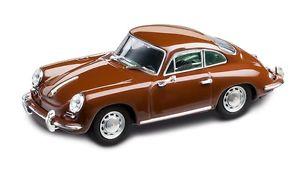 【送料無料】模型車 モデルカー スポーツカー オリジナルポルシェモデルトーゴブラウンスパークoriginal porsche 356 1963 modell limitiert, togobraun, 143 spark **wap0203560h