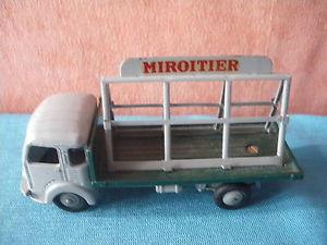 【送料無料】模型車 モデルカー スポーツカー ビンテージ195 h vintage dinky 33c simca cargo miroitier st gobain 155