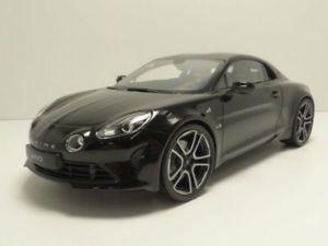 【送料無料】模型車 モデルカー スポーツカー アルパインプレミアエディションノワールalpine a110 premiere edition noir 118