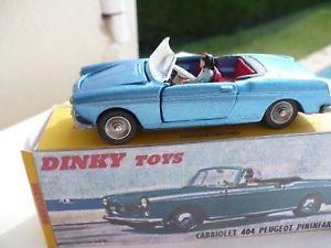 【送料無料】模型車 モデルカー スポーツカー カブリオレリストアdinky toys 528 404 cabriolet pininfarina restauree restored