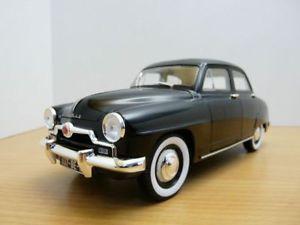 【送料無料】模型車 モデルカー スポーツカー ノワールsimca aronde 1953 noir 118