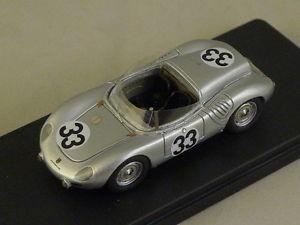 【送料無料】模型車 モデルカー スポーツカー ジョリーモデルポルシェルマンヒルjolly model jl0754 porsche rs 24 h le mans 1960 n33 bonnier hill 143