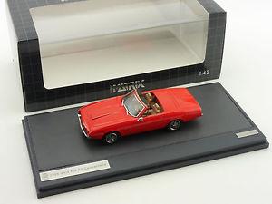 【送料無料】模型車 モデルカー スポーツカー マトリックスギアmatrix mx10701032 ghia 450 ss convertible 1966 nur 408x mib ovp 16021794