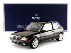 【送料無料】模型車 モデルカー スポーツカー プジョークラシックnorev 118 peugeot 205 gti 19l 1988 184854