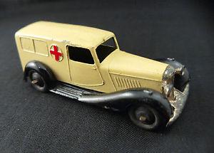 【送料無料】模型車 モデルカー スポーツカー ベントレーdinky toys f n 30f ambulance bentley