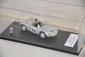 【送料無料】模型車 モデルカー スポーツカー ジョリーモデルポルシェタルガフロリオjolly model jl0252 porsche 718 rs winner targa florio 1960 bonnier 143