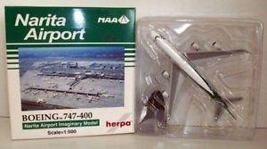 【送料無料】模型車 モデルカー スポーツカー ボーイングherpa 1500 na1 boeing 747400 naa narita
