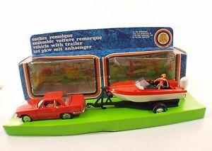 【送料無料】模型車 モデルカー スポーツカー メルセデスコンカノアヌフjoal n 151 coche mercedes con canoa canot 143 neuf boxed bote peu frquent