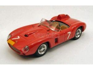 【送料無料】模型車 モデルカー スポーツカー タイプモデルフェラーリモデルリノart model am0216 ferrari 290 mm n7 nurburgr57 143 modellino