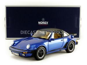 【送料無料】模型車 モデルカー スポーツカー ポルシェターボタルガnorev 118 porsche 911 turbo targa 1987 187663