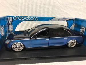 【送料無料】模型車 モデルカー スポーツカー マイバッハドロップmaybach 62 dropstars lwb hotwheels 118