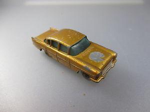 【送料無料】模型車 モデルカー スポーツカー ボクソールクレスタブライトゴールドメタリックlesneyvauxhall cresta, hell goldmetallic ssk 58