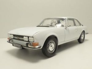 【送料無料】模型車 モデルカー スポーツカー プジョークーペブランアロサpeugeot 504 coupe blanc arosa 118