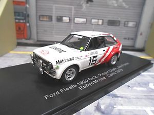 【送料無料】模型車 モデルカー スポーツカー フォードフィエスタモンテカルロラリー#ネオford fiesta mki rs 1600 gr2 rallye monte carlo 1979 15 clark motocra neo 143