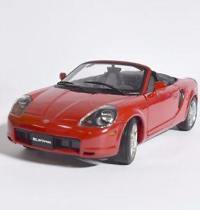 【送料無料】模型車 モデルカー スポーツカー トヨタスパイダースポーツカー