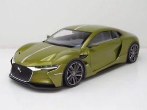 【送料無料】模型車 モデルカー スポーツカー シトロエンジュネーブモーターグリーンショーモデルカーcitroen ds etense autosalon genf 2016 grn, modellauto 118 norev
