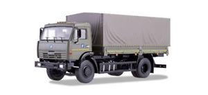 【送料無料】模型車 モデルカー スポーツカー トラックトラックカマスssm lkw 143 kamaz43253 prlkw militrfahrzeug