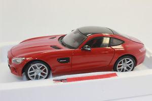 【送料無料】模型車 モデルカー スポーツカー メルセデスベンツセールmaisto 38131 exclusive mercedes benz amg gt 2015 rot 118 neu ovp