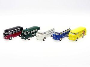 【送料無料】模型車 モデルカー スポーツカー ピッコロフォルクスワーゲンバスセットschuco piccolo set 50 jahre vw bus 50171800