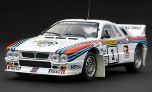 【送料無料】模型車 モデルカー スポーツカー トヨタセリカグアテマララリーラリー#フィンランドハイエンドlancia 037 rally 1000 lakes rallye 1983 2 alen finnland hpi highend 143