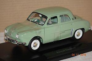 【送料無料】模型車 モデルカー スポーツカー ルノーrenault dauphine 1958 grn 118 norev neu amp; ovp 185167