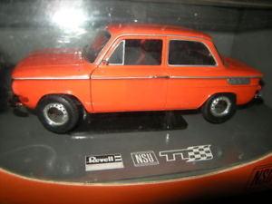 【送料無料】模型車 モデルカー スポーツカー オレンジ118 revell nsu tt orange in ovp