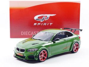 【送料無料】模型車 モデルカー スポーツカー グアテマラシュニッツァーgt spirit 118 bmw ac schnitzer acl2 gt146
