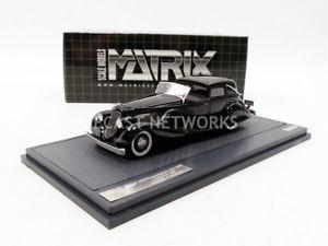【送料無料】模型車 モデルカー スポーツカー タウンカーマウスボタンmatrix 143 duesenberg sj 533 2582 town car lmb bohman schwartz 1935 mx4