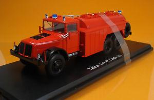 【送料無料】模型車 モデルカー スポーツカー タトラタンクherpa 83ssm1309 tatra 111c tanklschfahrzeug feuerwehr scale 1 43 neu ovp