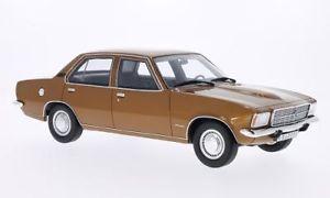 【送料無料】模型車 モデルカー スポーツカー オペルボスボスopel rekord d 2100d bos 118 bos013