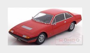 【送料無料】模型車 モデルカー スポーツカー フェラーリグアテマラレッドスケールferrari 365 gt4 22 1972 red kk scale 118 kkdc180161