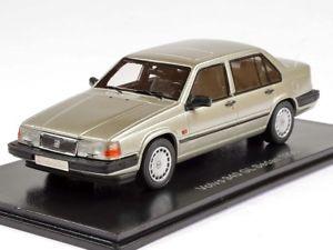 【送料無料】模型車 モデルカー スポーツカー ネオボルボセダンシルバーneo volvo 940 gl sedan 1992 silver 143 49550