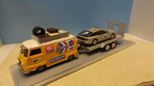 【送料無料】模型車 モデルカー スポーツカー アルパインルノーassistance renault estafette alpine 310 n28 143