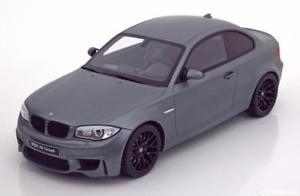 【送料無料】模型車 モデルカー スポーツカー グアテマラシリーズクーペマットグレー118 gt spirit bmw 1series m coupe e82 2013 mattgrey