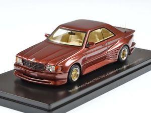 【送料無料】模型車 モデルカー スポーツカー ネオメルセデススペシャルneo mercedes 500 sec koenig specials red 143 46601