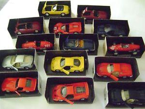 【送料無料】模型車 モデルカー スポーツカー フェラーリシェルフェラーリcollezione ferrari shell ferrari 143 136 14 voitures neuves dans leur boite