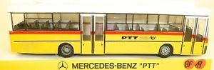 【送料無料】模型車 モデルカー スポーツカー メルセデスベンツバスptt mercedes benz o405 bus kembel 81019 h0 187 bf19 *