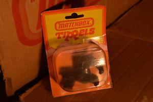 【送料無料】模型車 モデルカー スポーツカー レアビンテージマッチリリースultra rare vintage unreleased matchbox lesney tippels seltene tier figuren hund