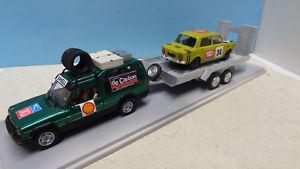 【送料無料】模型車 モデルカー スポーツカー ラリーラリーassistance rallye simca rancho1000 rallye n34 143