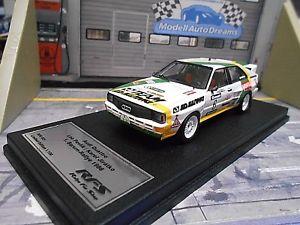 【送料無料】模型車 モデルカー スポーツカー アウディクワトロラリー#パブリークリーバイススカラaudi quattro rallye barum winner 1986 6 pavlik levi´s hb 1100 scala43 143