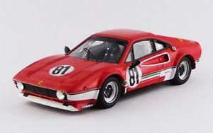 【送料無料】模型車 モデルカー スポーツカー ベストフェラーリベネルクスゾルダーダンテbest9679 ferrari 308 gtb lm benelux zolder 1976 m dantinne 143