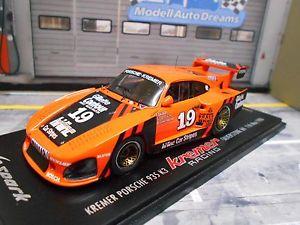 【送料無料】模型車 モデルカー スポーツカー ポルシェターボクレーメル#スパーク