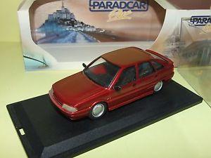 【送料無料】模型車 モデルカー スポーツカー ルノーシリーズボルドーキットrenault 21 serie 2 hayon bordeaux paradcar 095 143 kit rsine