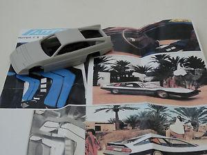 【送料無料】模型車 モデルカー スポーツカー モデルフェラーリalezan models 143 ferrari cr25 pininfarina concept 1974