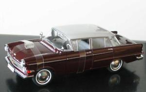 【送料無料】模型車 モデルカー スポーツカー オペルキャプテンリムジンハイエンドopel kapitn limousine p2 pii 1961 red rot highend revell rare 118