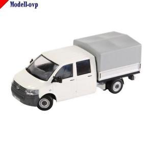 【送料無料】模型車 モデルカー スポーツカー フォルクスワーゲンダブルキャビンvolkswagen t5 doppelkabine white nzg nzg 888140