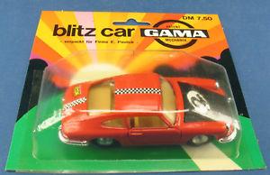 【送料無料】模型車 モデルカー スポーツカー ガマミニポルシェマイルレースステッカーオリジナルボックスモデルgama mini 973 porsche 911 142 500 mile race decal neu in ovp model car