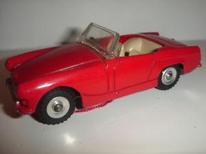 【送料無料】模型車 モデルカー スポーツカー オースティンヒーリースプライトdinkytoys austin healey sprite 112 trs bon tat a
